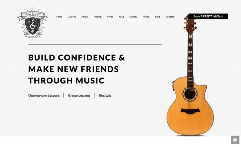 Max Music Academy