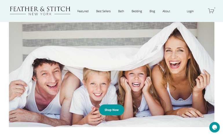 Feather Stitch New York