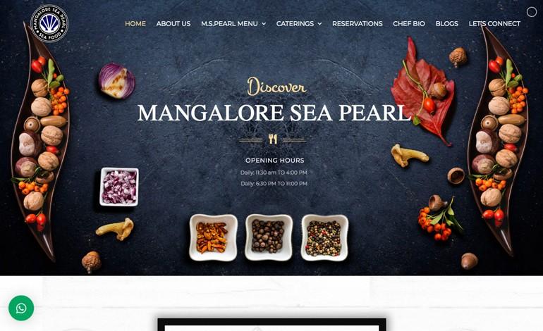 Mangalore Sea Pearl