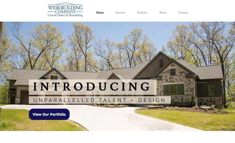 Weir Build