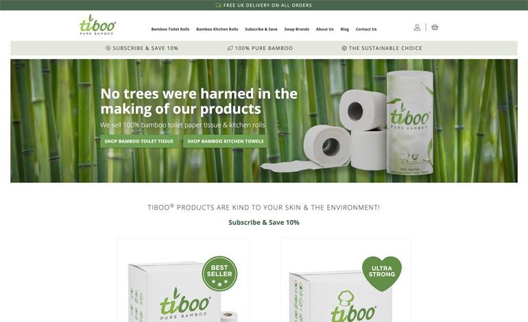 Tiboo Pure Bamboo
