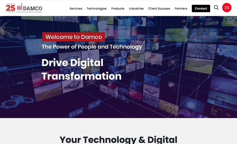 Damco Solutions Inc