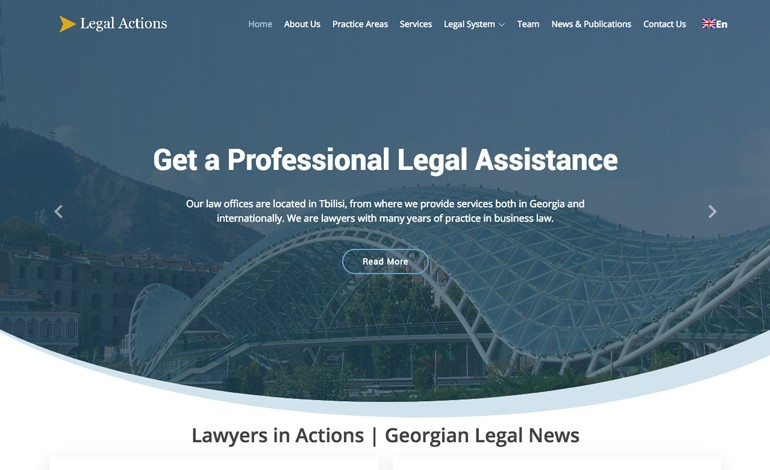 Legal Actions  law firm