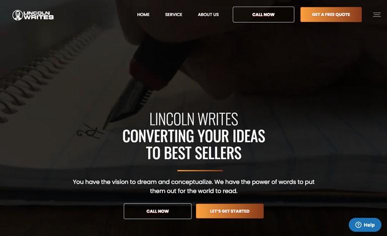 Lincoln Writes