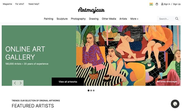 Art Majeur Art Gallery