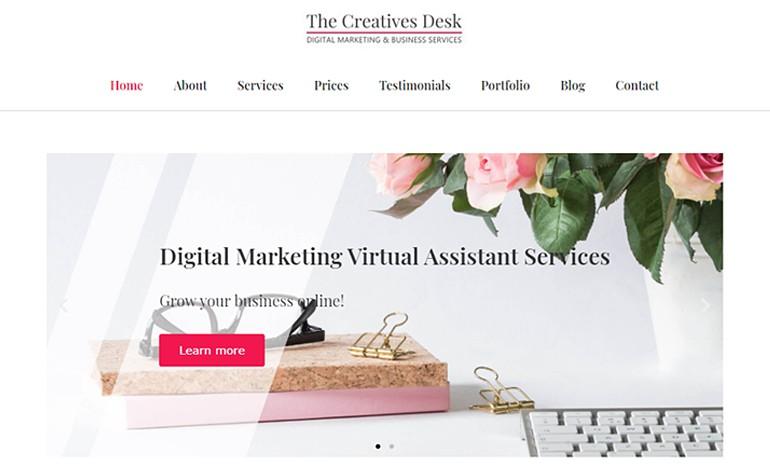 The Creatives Desk