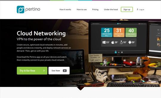 Pertino Networks