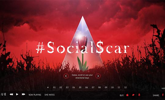 Plastique #SocialScar