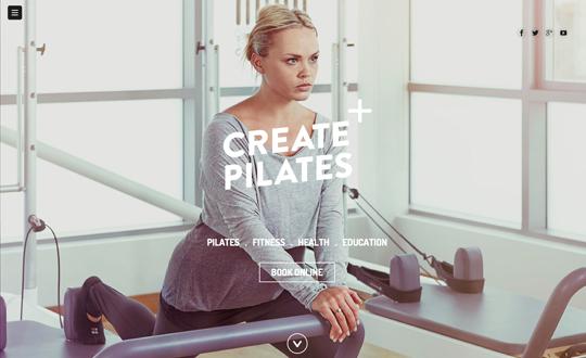 Create Pilates