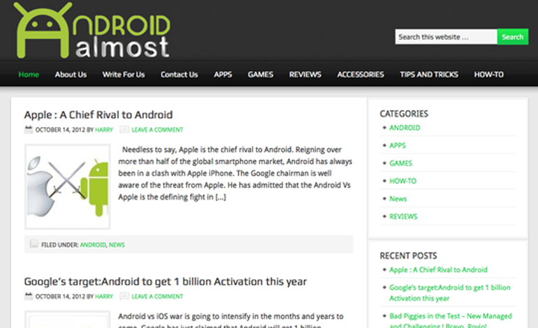 androidalmost