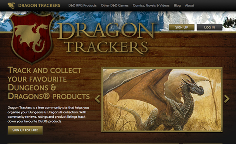 Dragon trackers