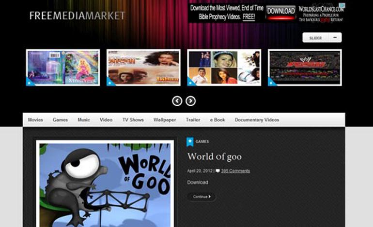 Free Media Market