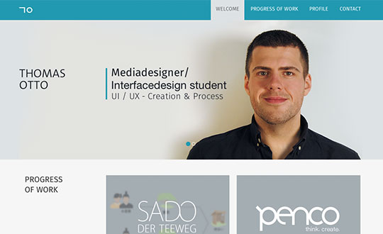 Thomas Otto Interface Design and User Experience Design