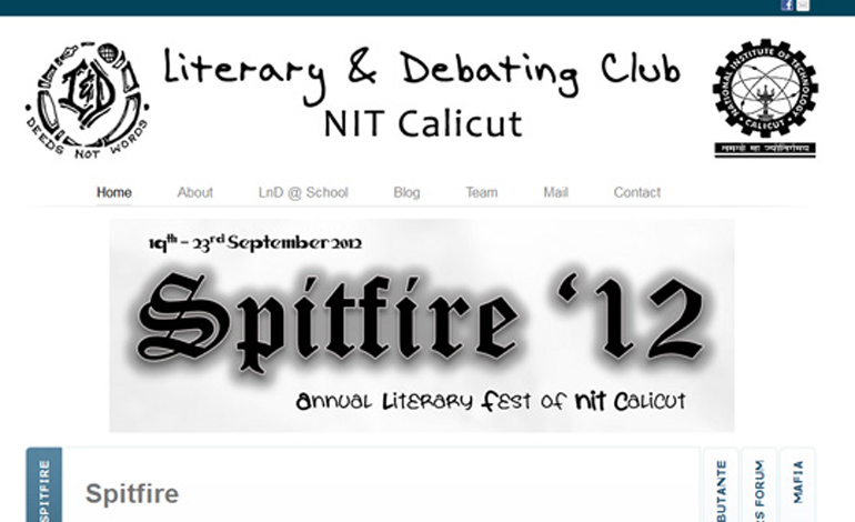 Literary & Debating Club NIT Calicut