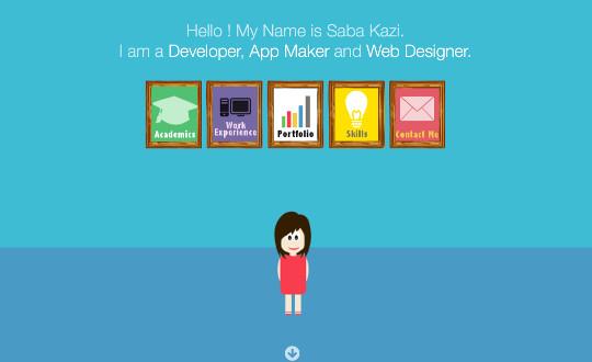 Saba Kazi Portfolio
