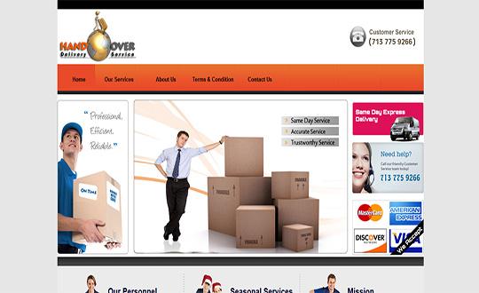Handover Delivery