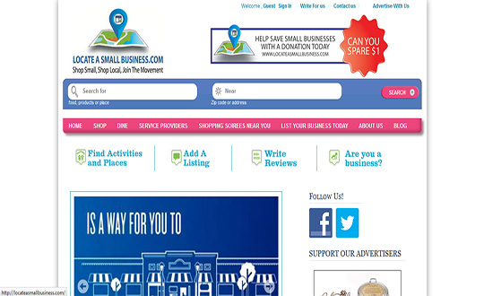 Local Small Business Directory
