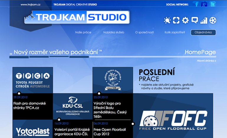 TROJKAM Digital Creative STUDIO