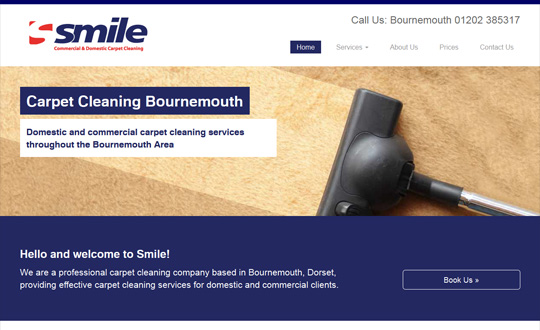 Smile Carpet Cleaning