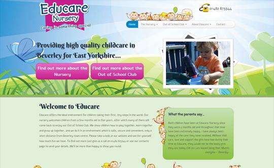 Educare Nursery & Childcare