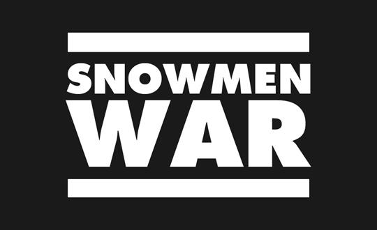 Snowmen War game in WebGL/HTML5