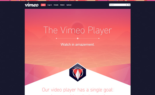 The Vimeo Player