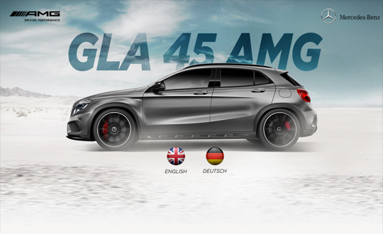 Mercedes-AMG GLA45 AMG