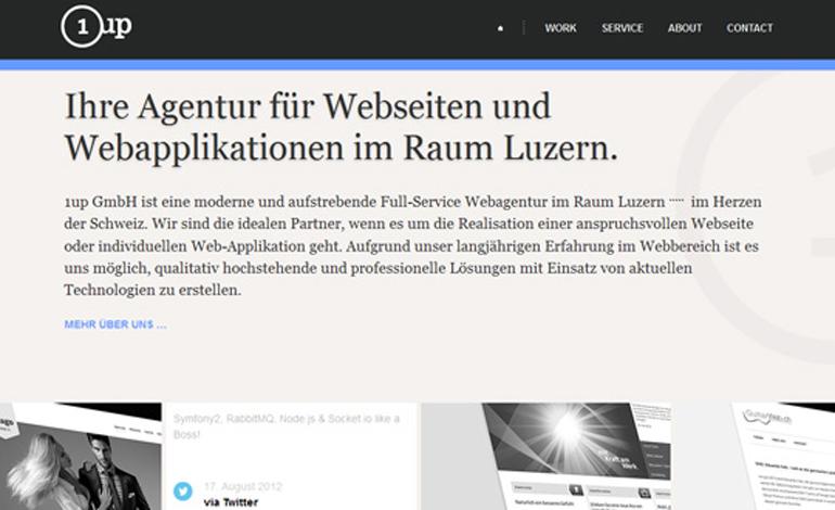 1up Webagency