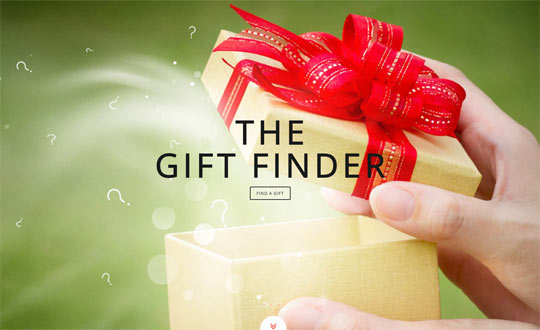 The Gift Finder