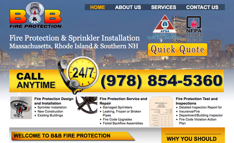 B&B Fire Protection