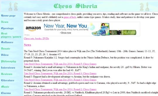 Chess Siberia