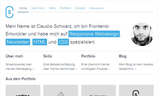 portfolio.claudioschwarz.com