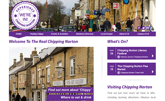 Experience Chipping Norton