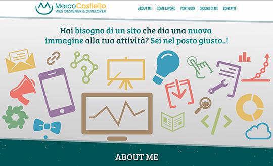 Portfolio di Marco Castiello