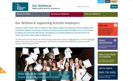 Our Skills Force