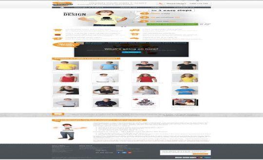 custom tshirts online