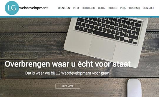 LG Webdevelopment