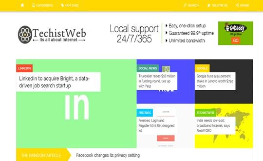 TechistWeb Network