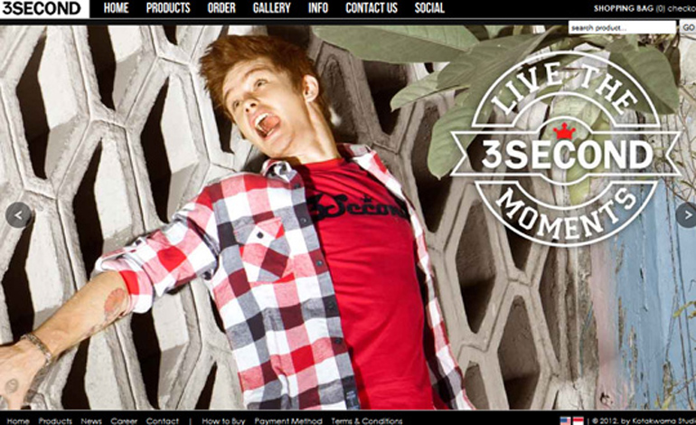 3Second Clothing Indonesia