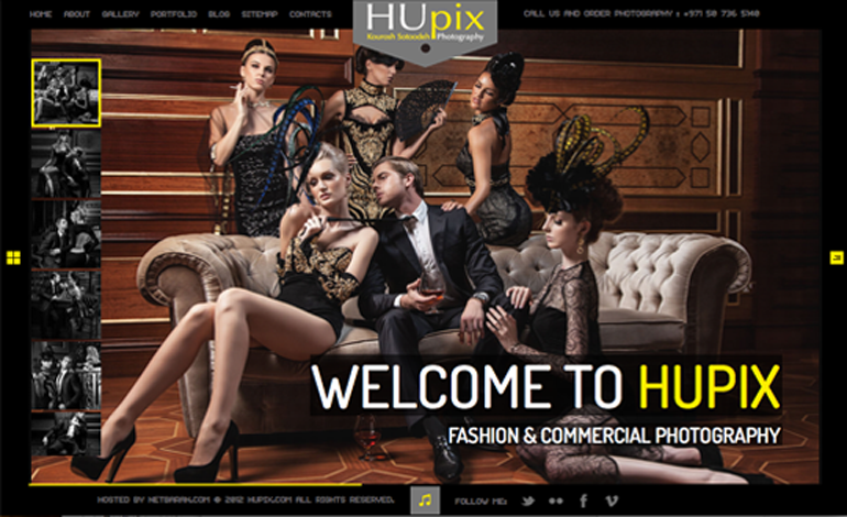 Best Fashion Photographer in Dubai at HUpix