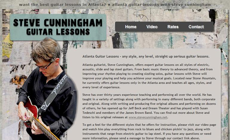 Atlanta Guitar Lessons