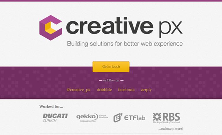 creative px