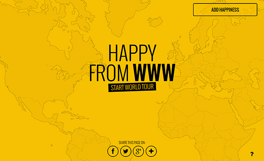 Happy from WWW