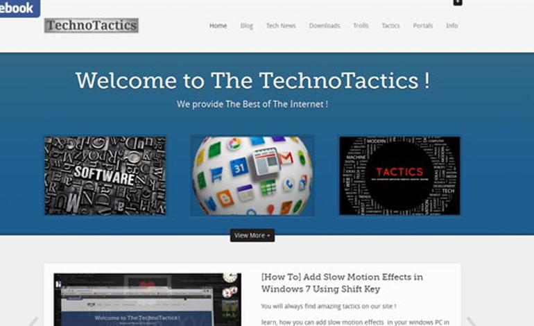 TechnoTactics