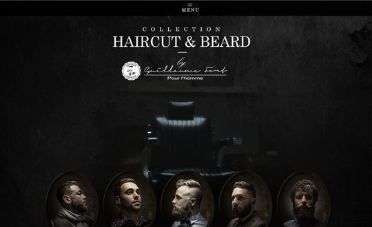 Haircut and Beard Collection