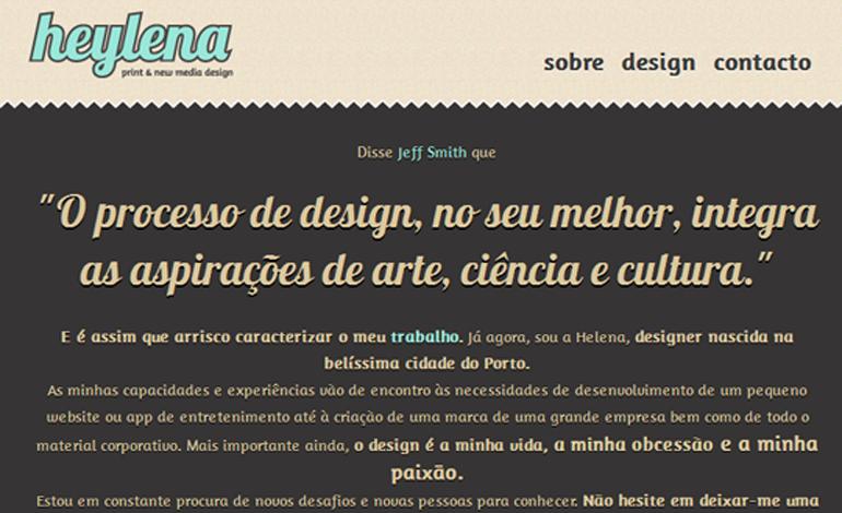 Heylena - Print & New Media Designer