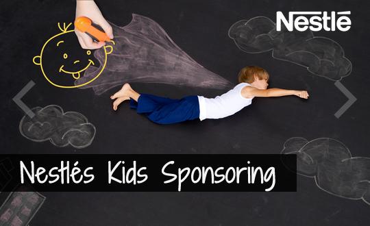 Nestle Austria Kids Sponsoring