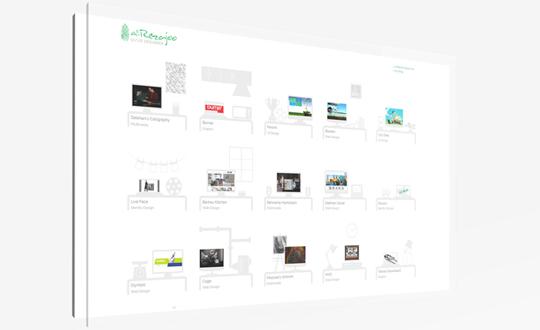 The CSS Based Portfolio of Ali Rezajoo