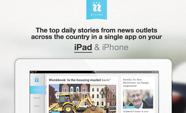 Niiiws - The best of the national printed press in a single app