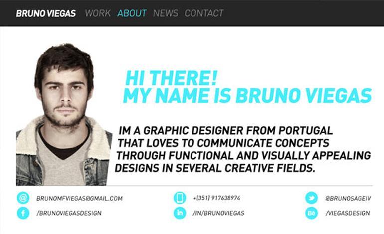 Bruno Viegas Portfolio